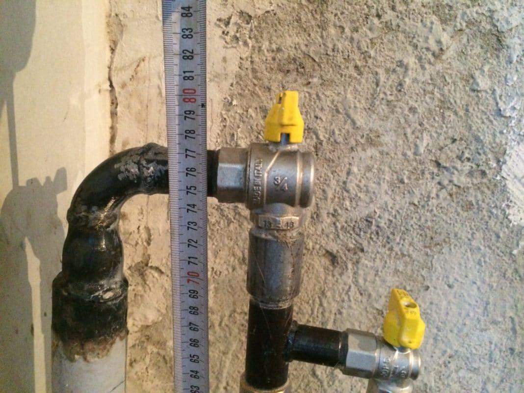 Замена газовых труб в квартире