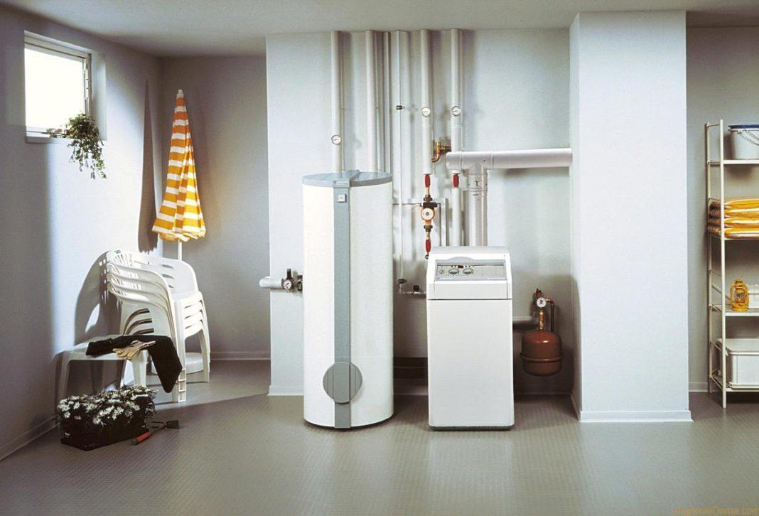 Размещение газового котла в доме