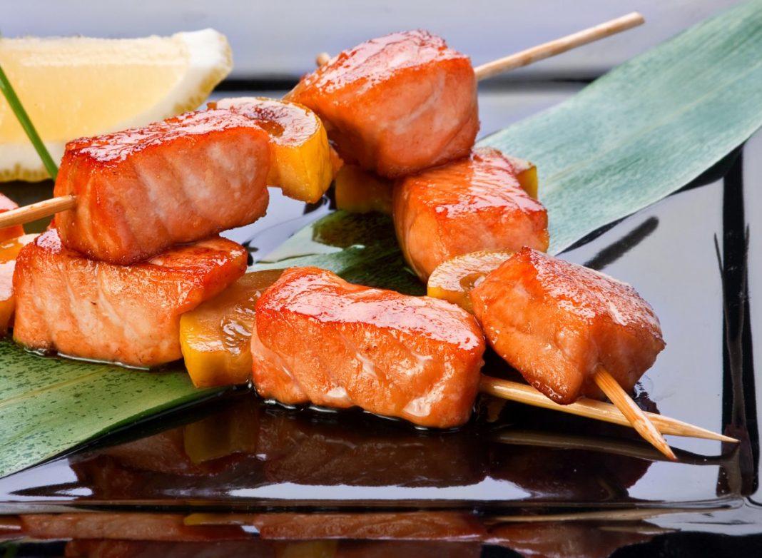 Как выбрать рыбу для шашлыка?