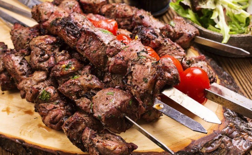 Шашлык из баранины – как правильно выбрать мясо