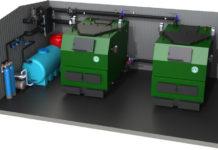 Модульные котельные. газовые и твердотопливные