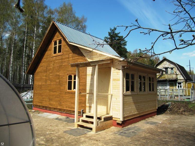 Как утеплить деревянную веранду