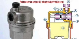 Автоматический клапан