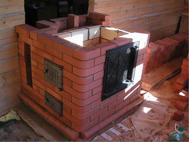 Преимущества конструкции и порядок сборки банной печи Кузнецова