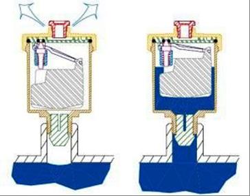 Конструкция воздушника