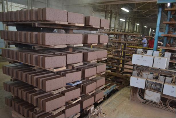 Отечественные и зарубежные производители кирпичей для строительства печей