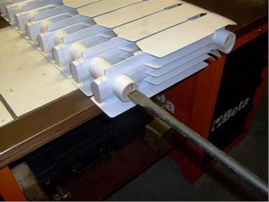 Радиаторный ключ для наращивания батарей