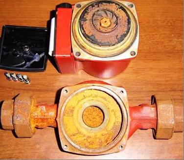 Греется циркуляционный насос системе отопления