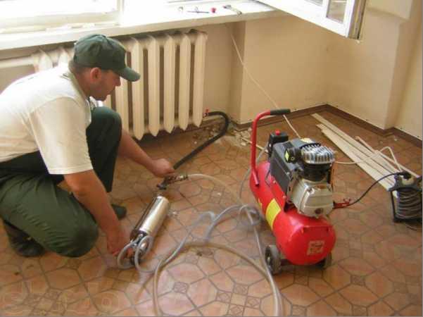 Как правильно залить незамерзайку в систему отопления дома