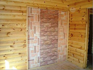 Тёплая стена