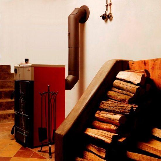 Тест для тех, кто собрался отапливать свой дом дровяным котлом