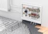 Лучшие идеи, как подключить теплый пол от отопления в частном доме