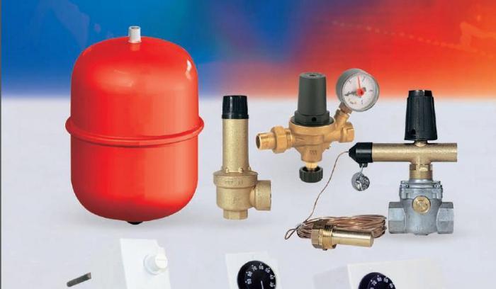 Настройка гидроаккумулятора для водяного отопления