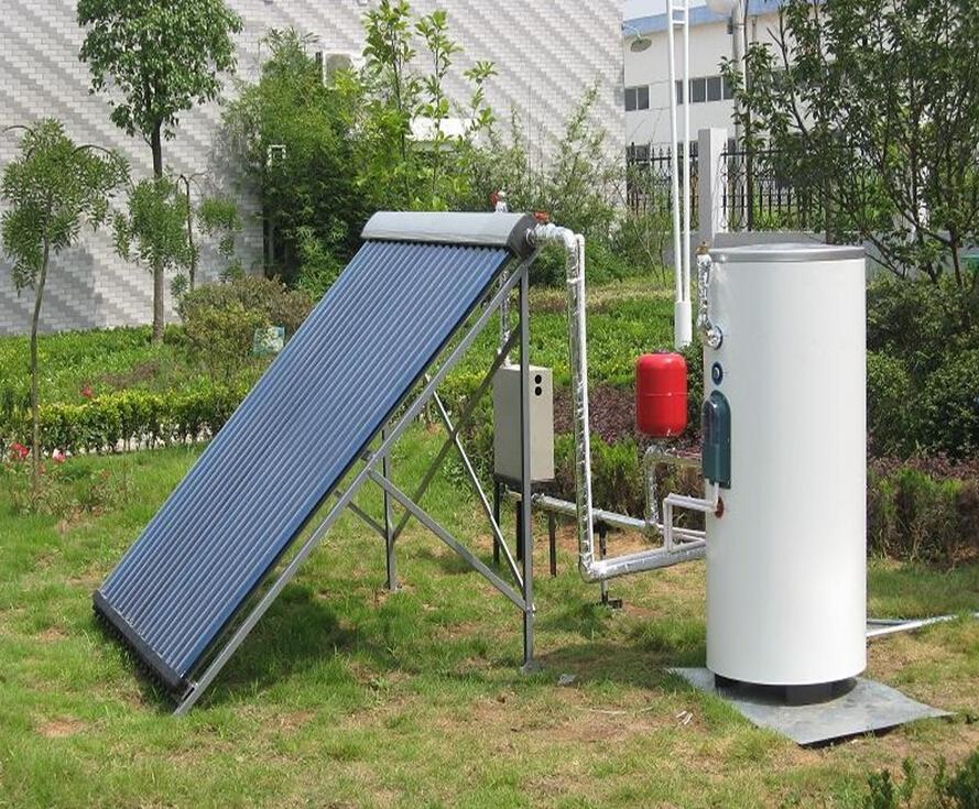 Что такое двухвалентный резервуар в солнечной установке?