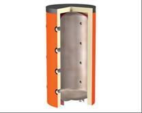 Основные типы конструкций теплоаккумуляторов