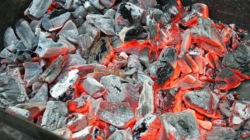 Какой уголь не подходит для приготовления шашлыка