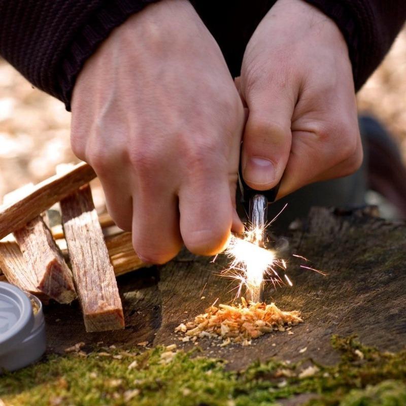 7 способов разжечь огонь, если нет спичек и зажигалки