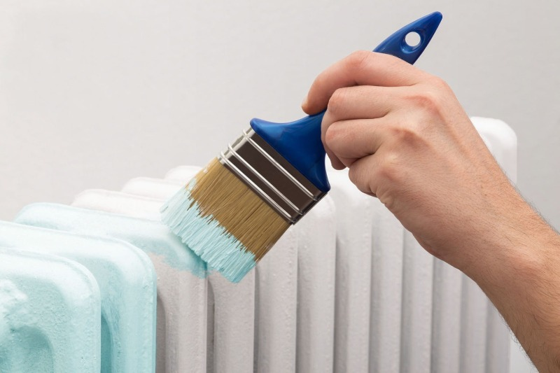 5 правил покраски радиаторов