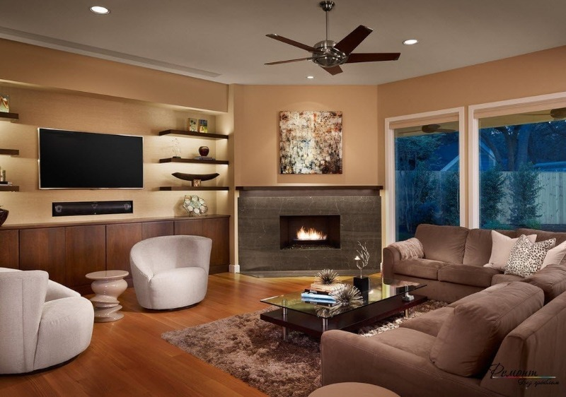 7 дизайнерских приемов, которые сделают дом теплее без обогревателя