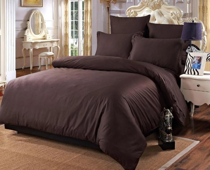 Цвет постельного белья влияет на настроение и ощущение тепла