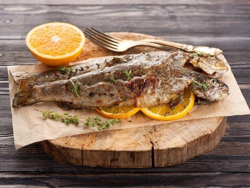 5 лучших рецептов шашлыка из рыбы на решетке, гриле или мангале