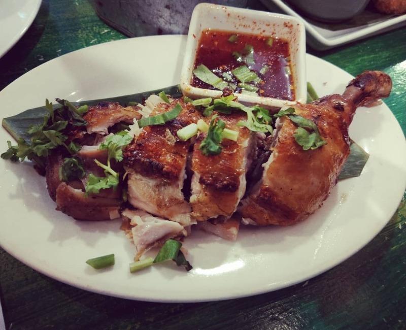 Экзотически вкусно: рецепты тайских шашлычков с пикантным соусом