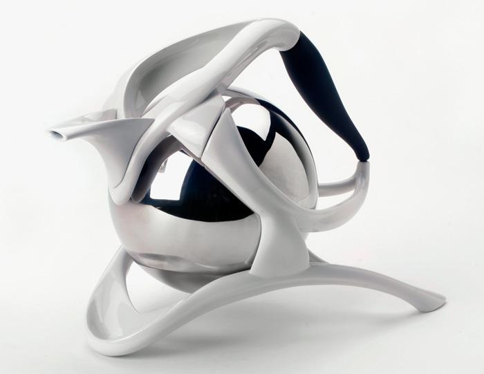 Чайники, которые выглядят как произведение современного искусства