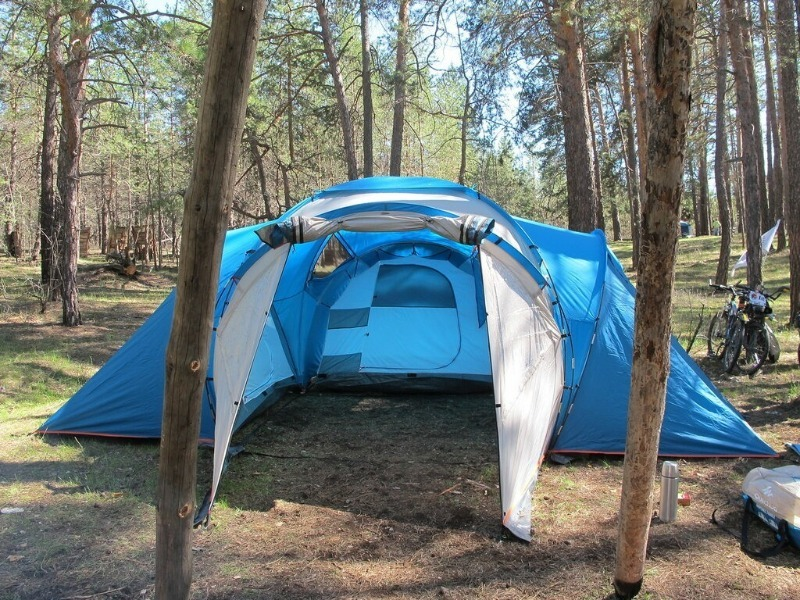 9 необычных палаток для запоминающегося отдыха на природе