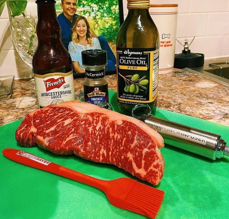 Друзья подарили шприц для маринования мяса: делюсь своими впечатлениями