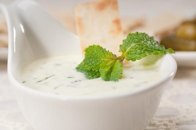 5 мятных соусов к шашлыку, которые легко и быстро готовить