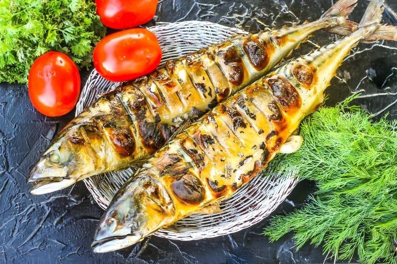 Три рыбы на гриле, которые будут повкуснее любого шашлыка
