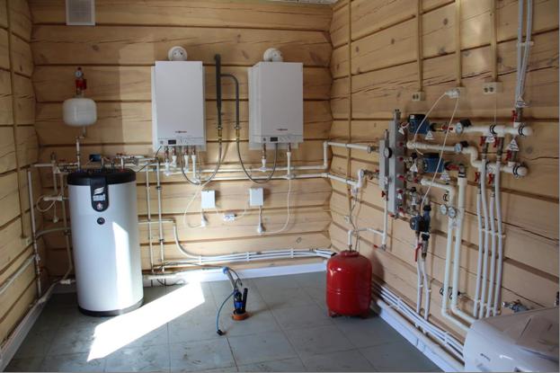 Компенсаторы для полипропиленовых труб отопления