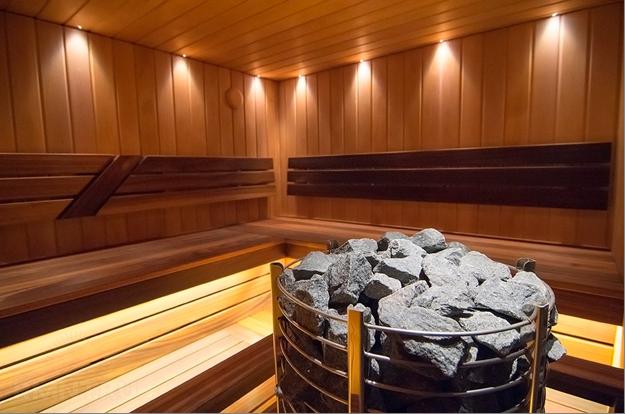 Секреты укладки камней в банную печь