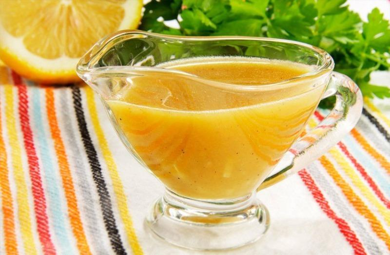 К шашлыку и не только: 5 постных соусов, вкус которых не испорчен добавками