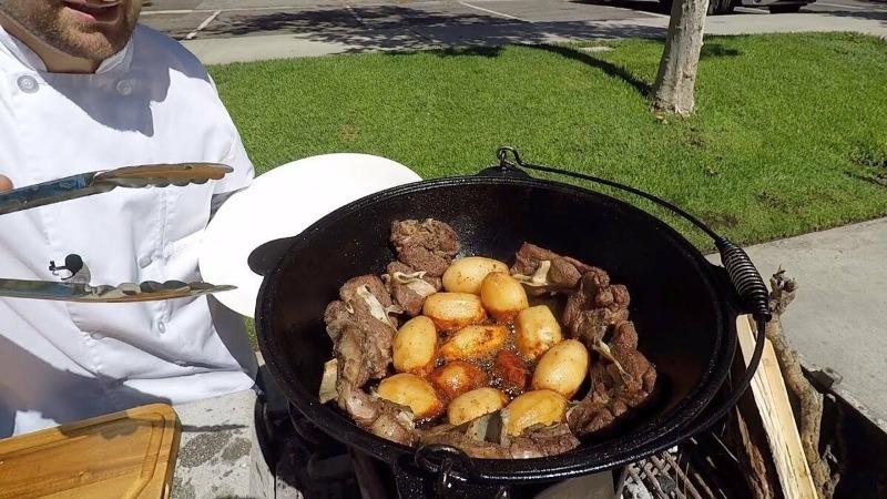 3 рецепта казан-кебаба: легко готовить и сложно испортить даже новичку