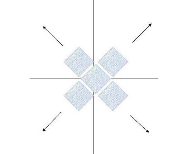 Как без усилий поклеить потолок плиткой: 3 легких способа
