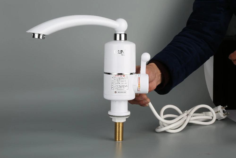 Какой купить проточный электрический водонагреватель