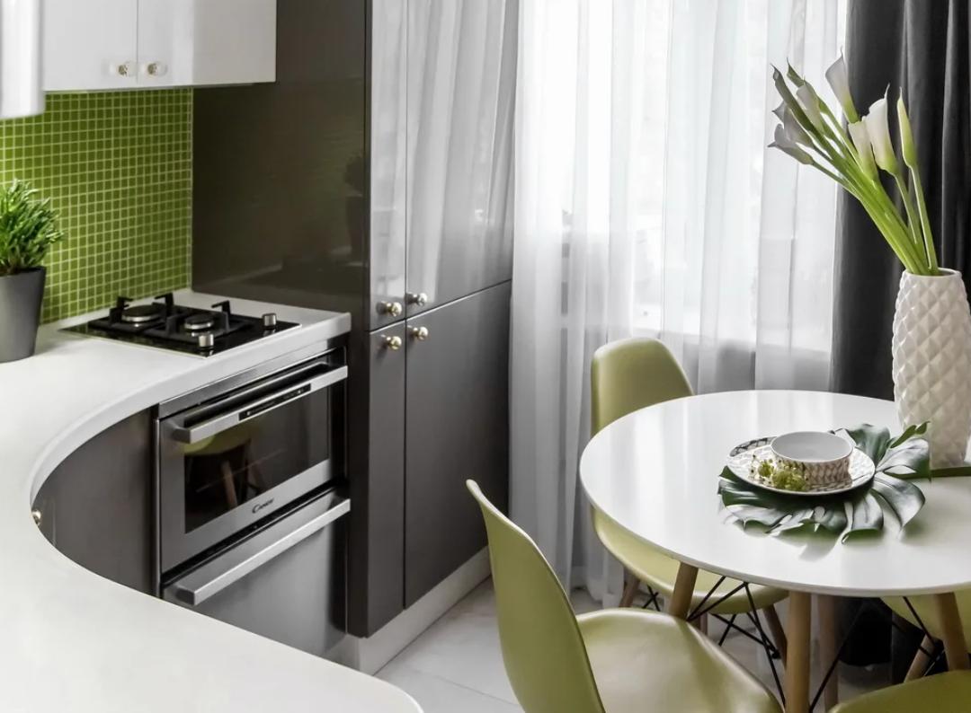 Как сделать недорогой и красивый ремонт на кухне