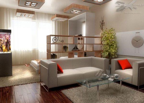 7 удачных решений, как без особых затрат визуально увеличить пространство в квартире