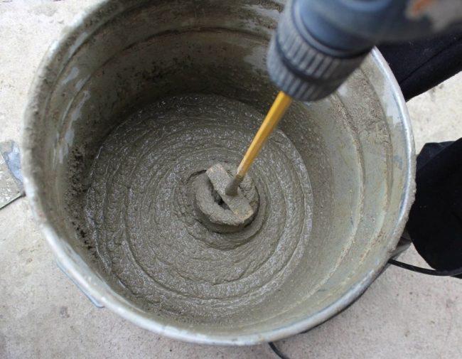 3 способа укрепить цементный раствор в домашних условиях: проверено на своем опыте