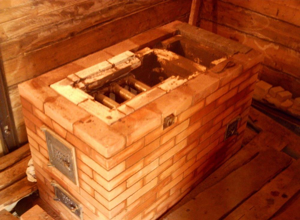 Самая лучшая печь для отопления дома на дровах