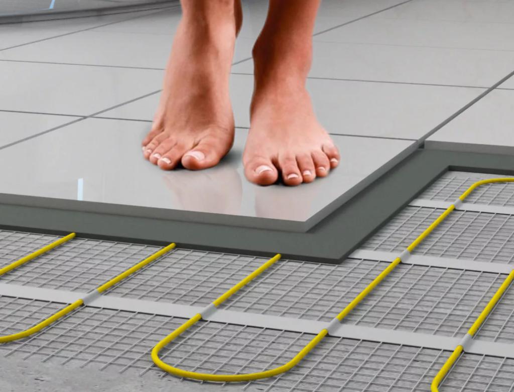 Какой лучше электрический теплый пол под плитку выбрать