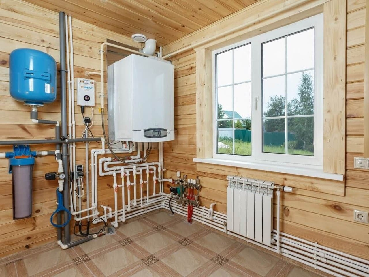 Какое должно быть давление в системе отопления закрытого типа