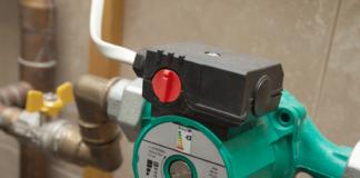 Куда поставить насос в системе отопления на подачу или обратку