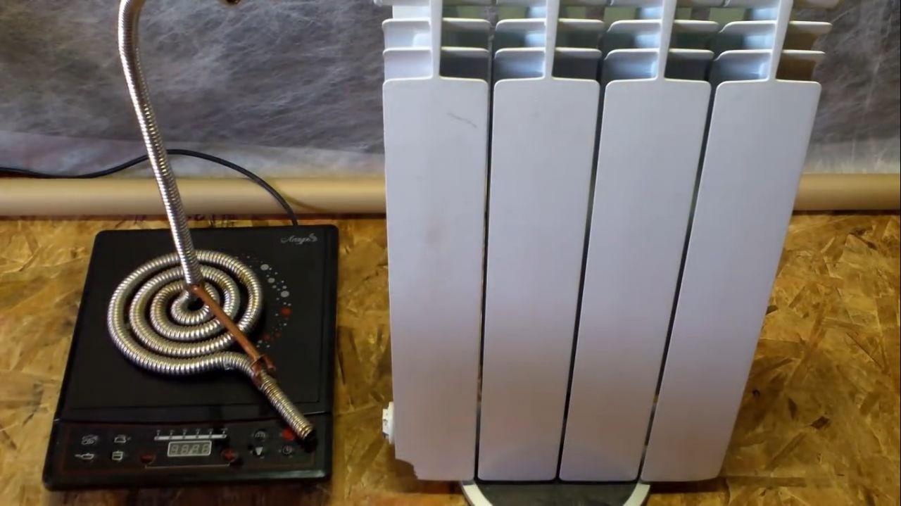 индукционный котел отопления своими руками