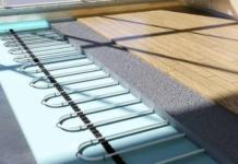 Как уложить водяной теплый пол под ламинат своими руками
