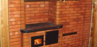 Как построить печь шведку своими руками