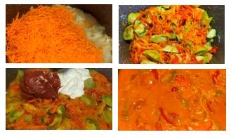 поэтапная инструкция по приготовлению салата