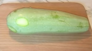 плод кабачка